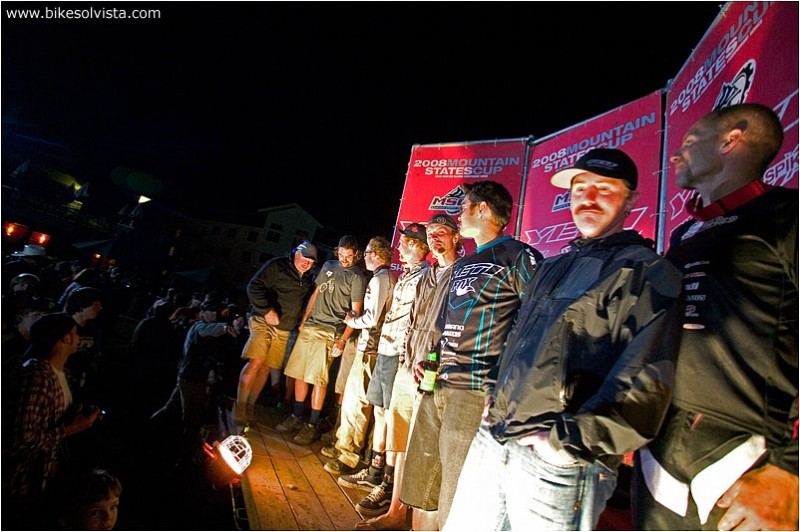 Sol Survivor Mountain States Cup Race
