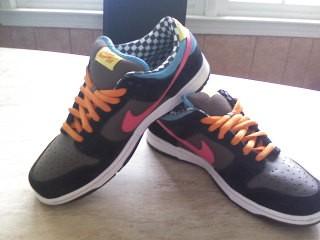 Nike Dunk '720' Low Pro SB. May 2008