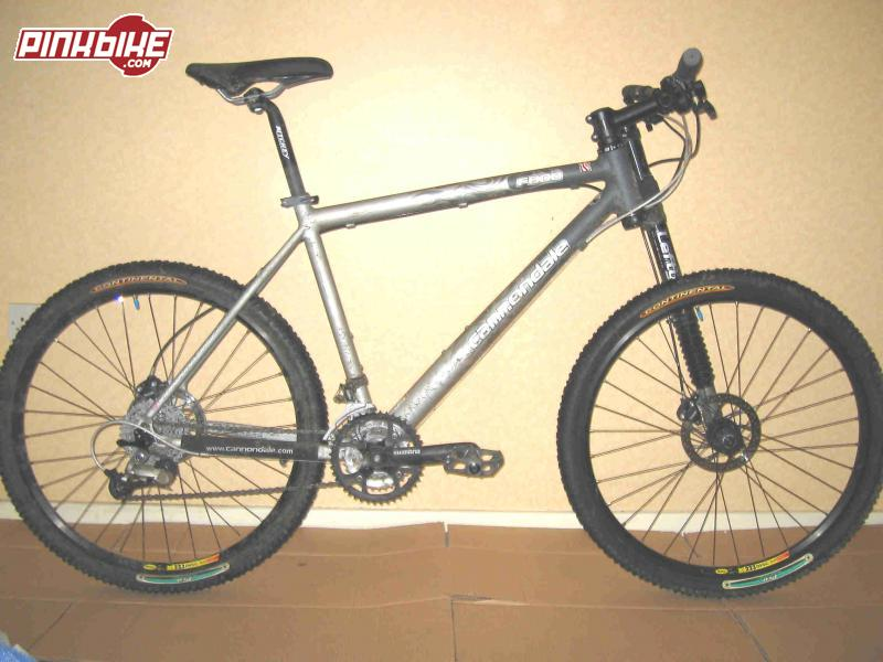 Cannondale f800