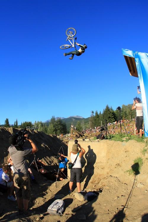 Mountain biking history right here... flipwip stepdown, mr greg watts