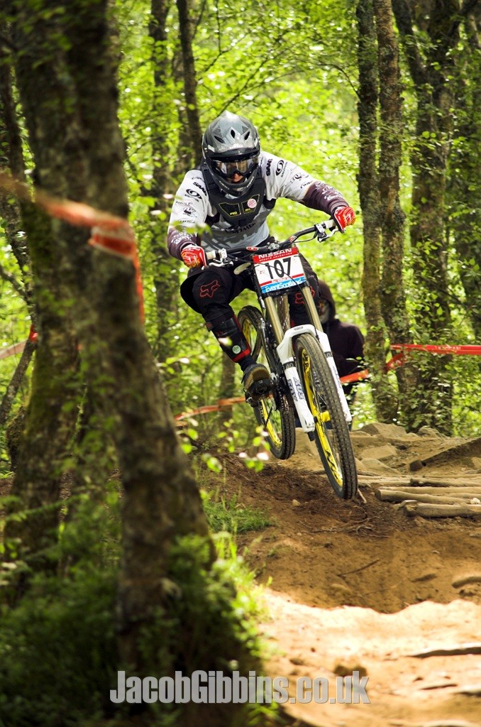 Few shots from fort william world cup