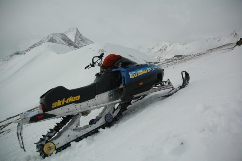 1998 Ski-doo Summit 670 For Sale