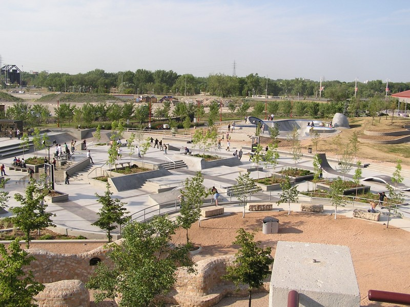 Plaza at The Forks
