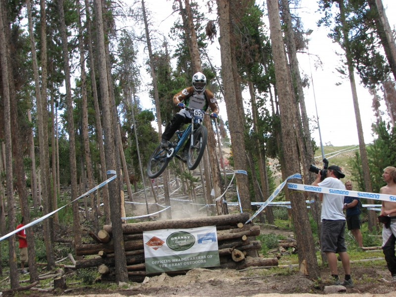 Boosting the hip jump...so much fun!
