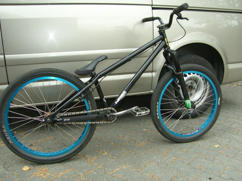 rendys street bike good joob