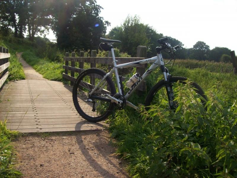 Nice XTC bike with XT stuff.