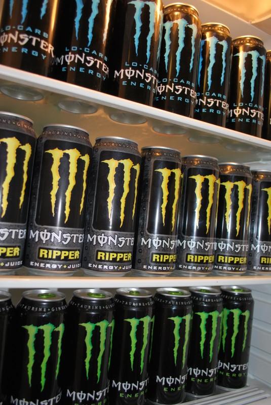 Beast Up Energy Drink