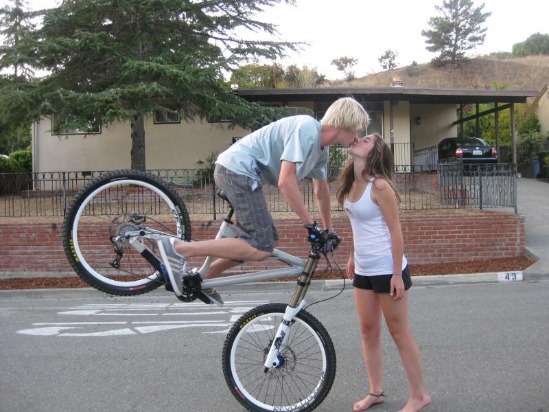 Self explanatory... Bike: Transition Blindside