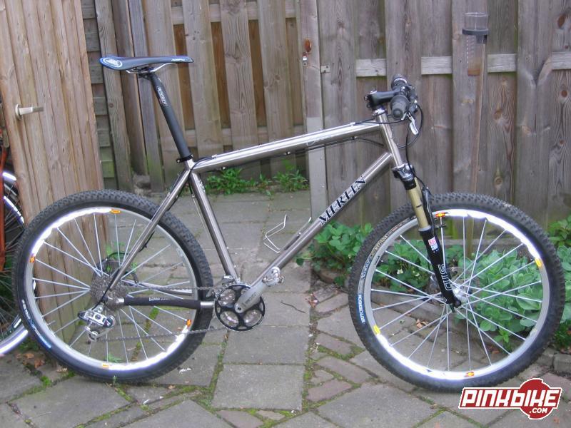 mijn fiets