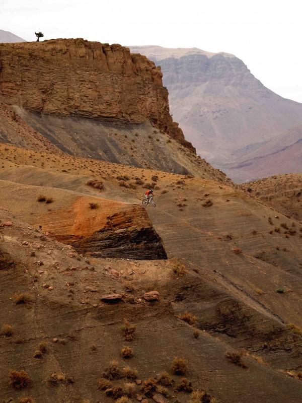 Big Mountain Bike Adventures' Moroccan Dirt Merchant trip.