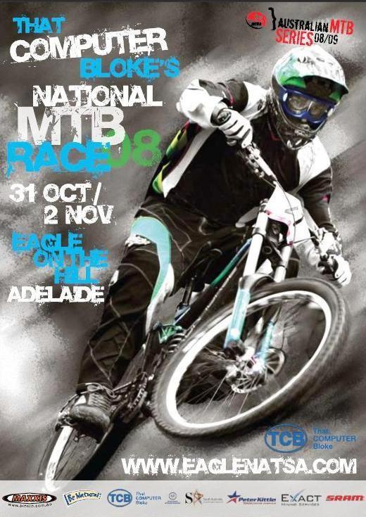 Poster for eagle nationals.