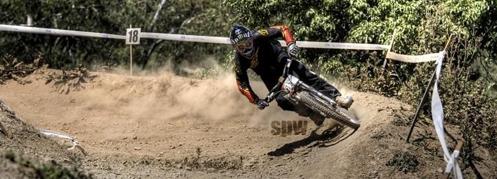 Sam Hill, Specialized Demo - Round.1 Australian National Downhill Series 2008 - 2009