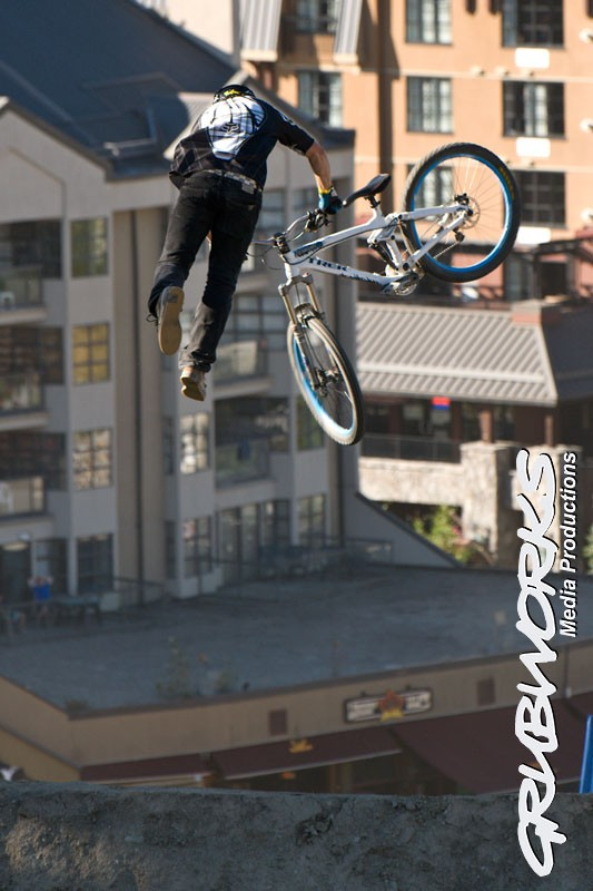 2008 Crankworx Best Trick Showdown