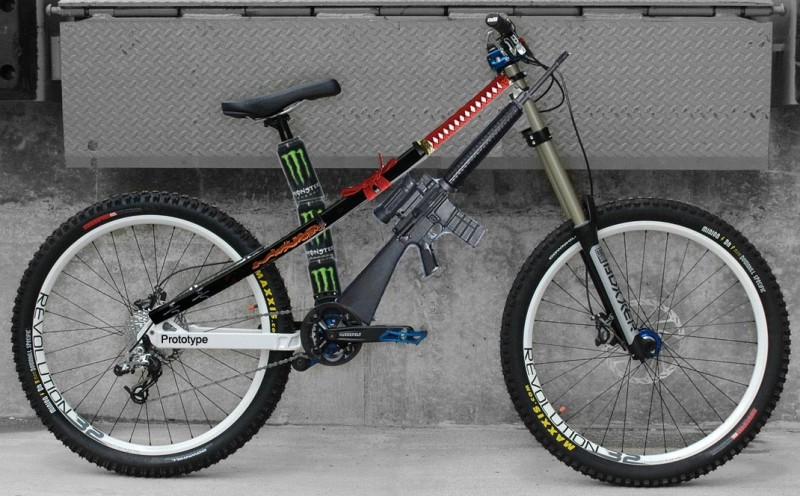 Transitions new DH weapon. This is top secret!!