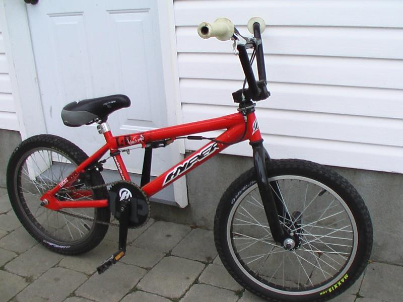 Bikes Online Canada >> Free Hyper lucas porzio bmx bike For Sale