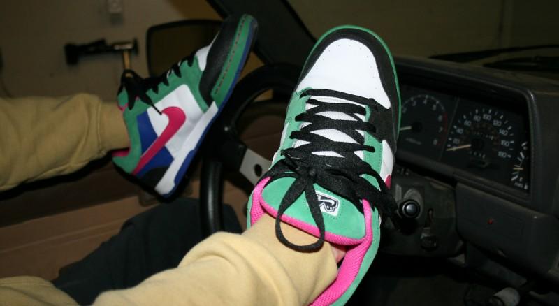 plus de photos b49bf e80c9 Nike 6.0 + ID = Awesome shoes! - Pinkbike