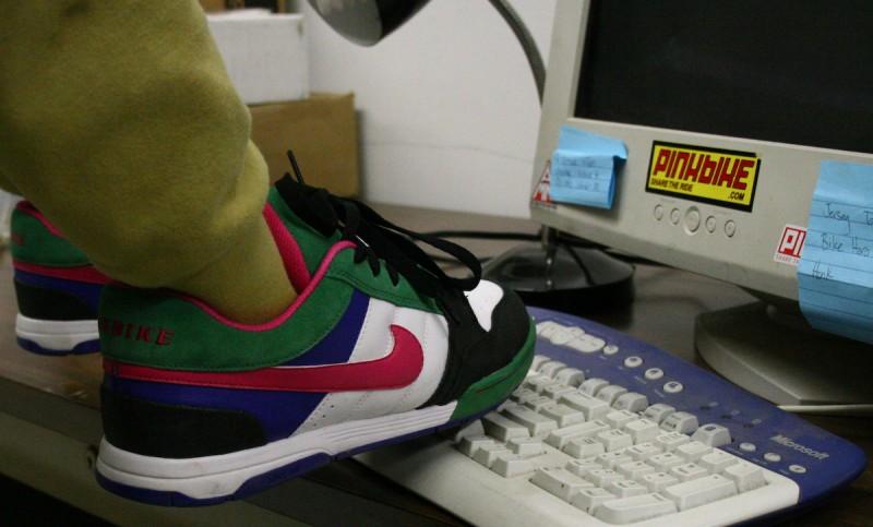 e2b70bd4e835f4 Nike 6.0 + ID   Awesome shoes! - Pinkbike