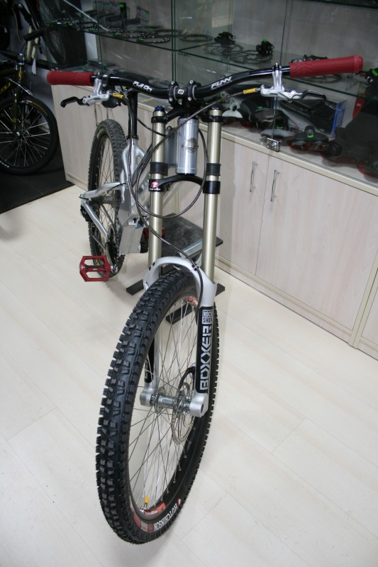 My brand new RB Dragster DH