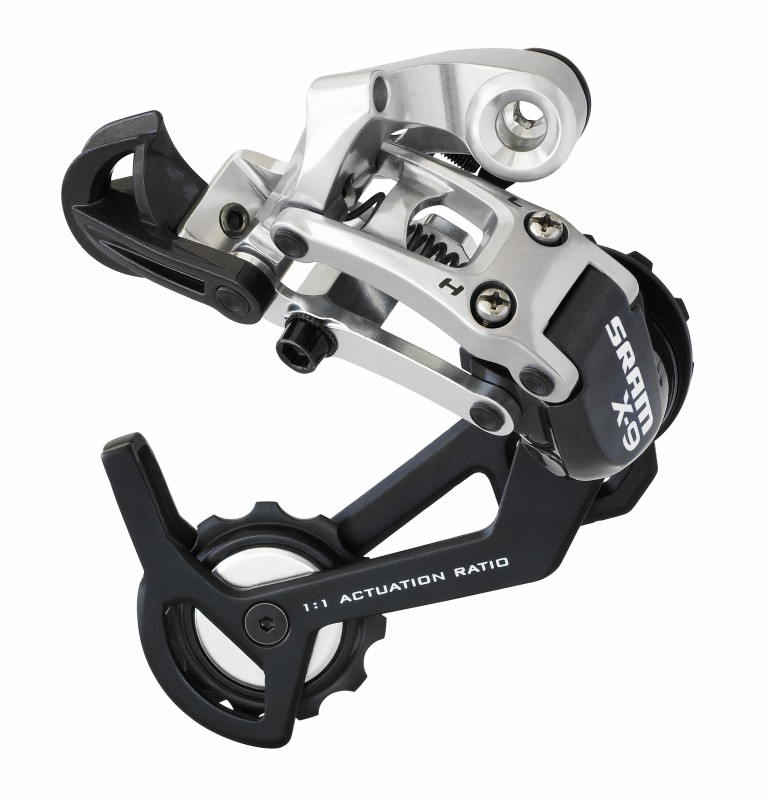 SRAM X9 Rear Derailleur Medium