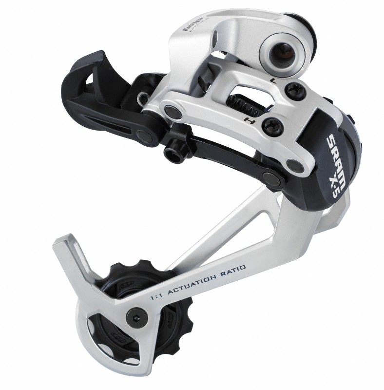 SRAM X5 Rear Derailleur Long