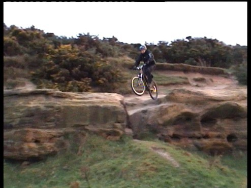 me doing a gap we found 5 mins be4 :)