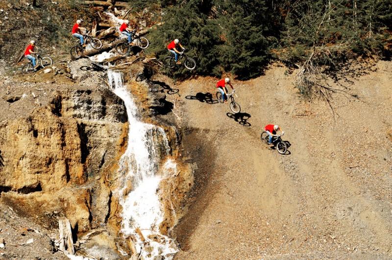 waterfall gap, Photo by: john Wellburn