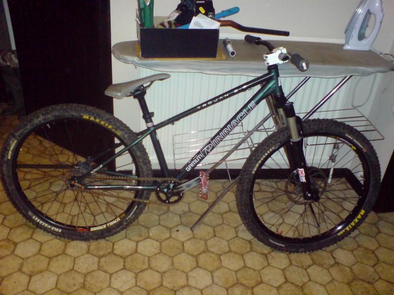 my nearly finished 4x bike.
