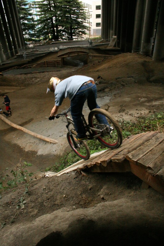 Colonndale Bike Park