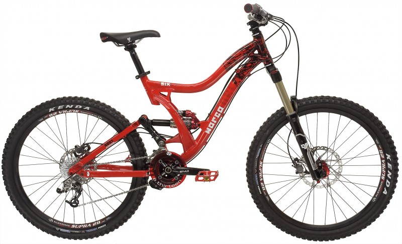 Norco 2009 Six One