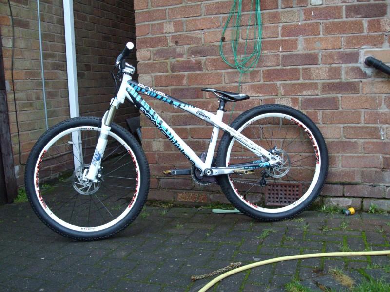 New bike - Commencal Absolut 4x