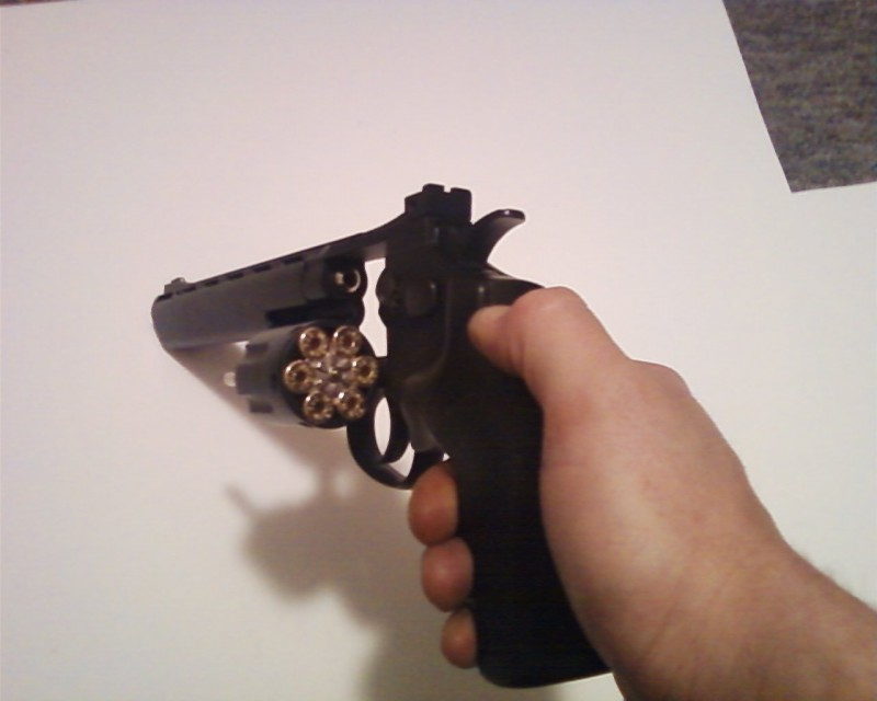 gun to be sold as seen