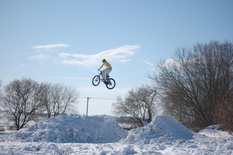 Snow Gap