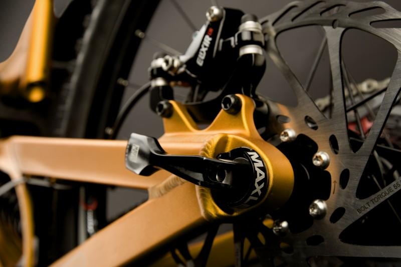 10 Bike Hub//Cartridge Bearing Santa Cruz BLUR LT 6901