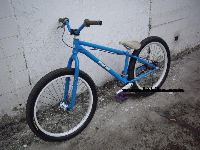 Bear's bike Drag