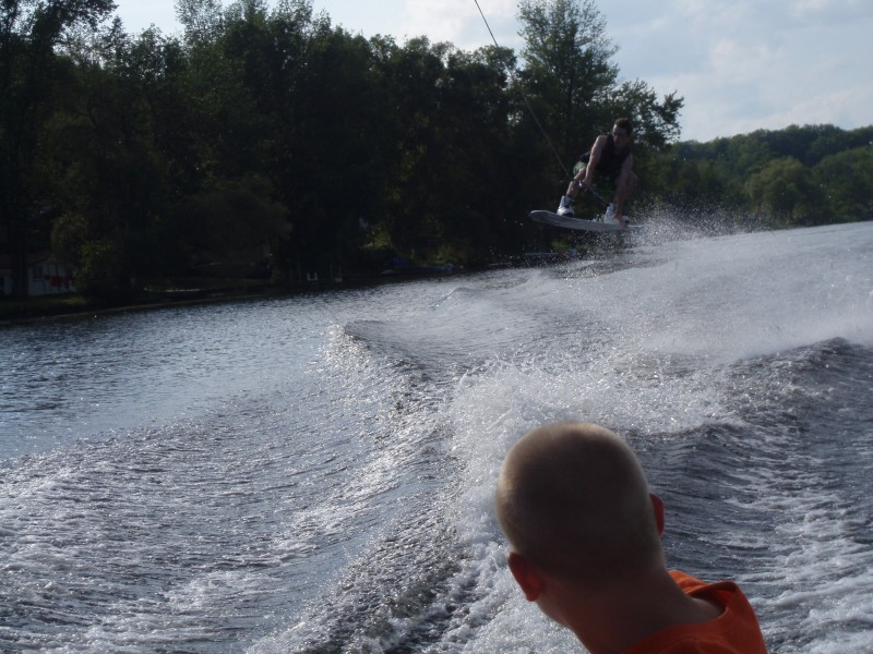 W2W indy on the Ronix One