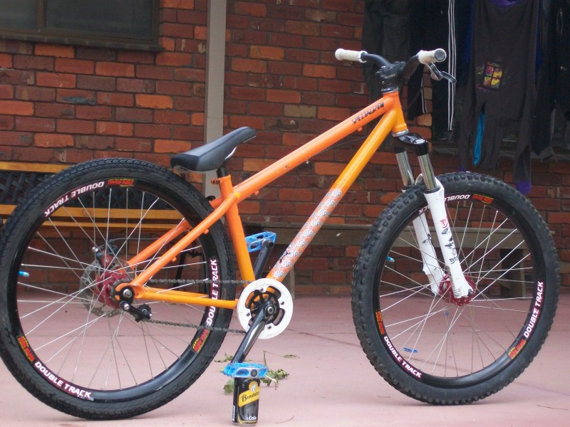 this is my bike that is up for sale text me on 0439576831 for some info
