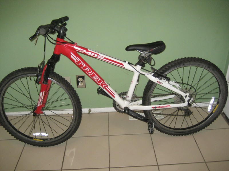 Red Trek Mountain Bike | www.pixshark.com - Images ...
