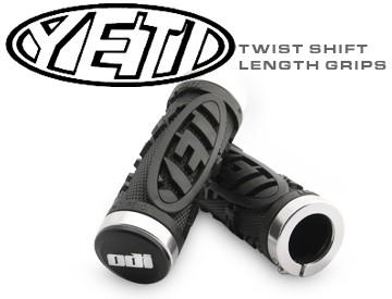 ODI Yeti Lock-On Grips (90mm)