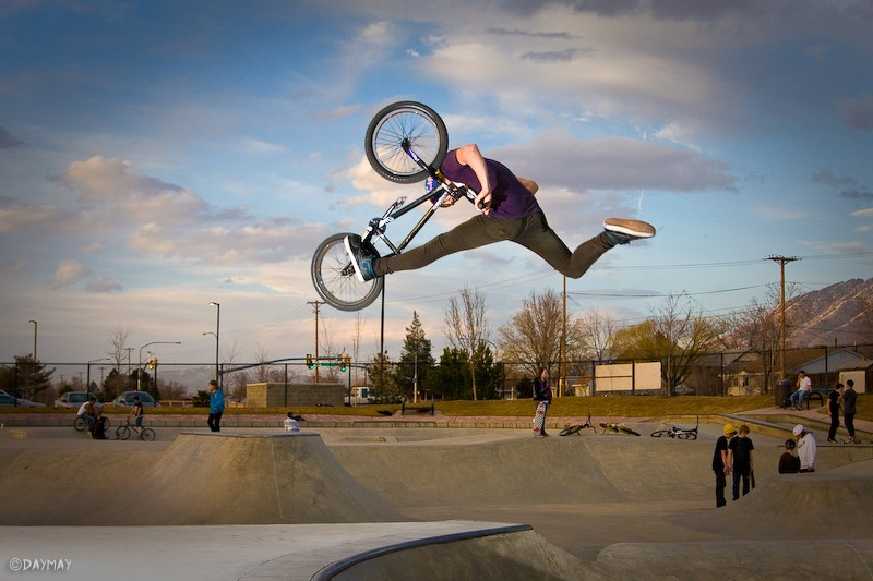 How to Begin Flatland Tricks for BMX Biking | SportsRec