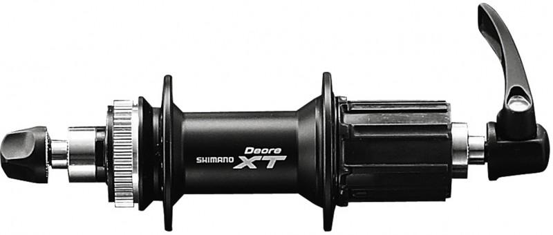 Shimano Deore Xt Rear Hub.