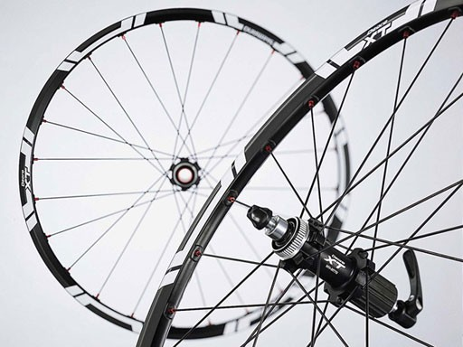 Shimano XT Rear Wheel Hd