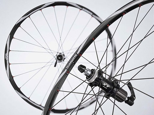 Shimano XT Front Wheel