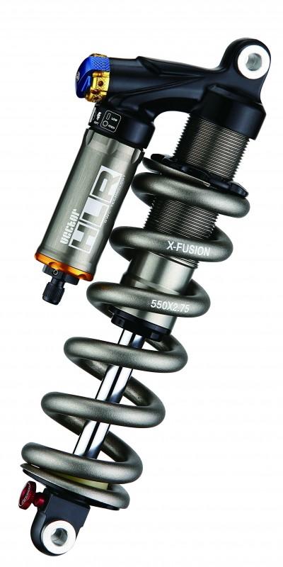 X Fusion Shox Vector HLR (Steel spring)