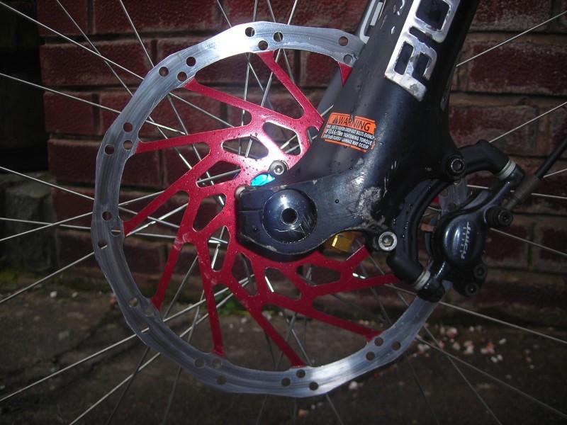 sprayed rotors