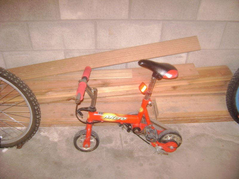 monkey bike!!!!
