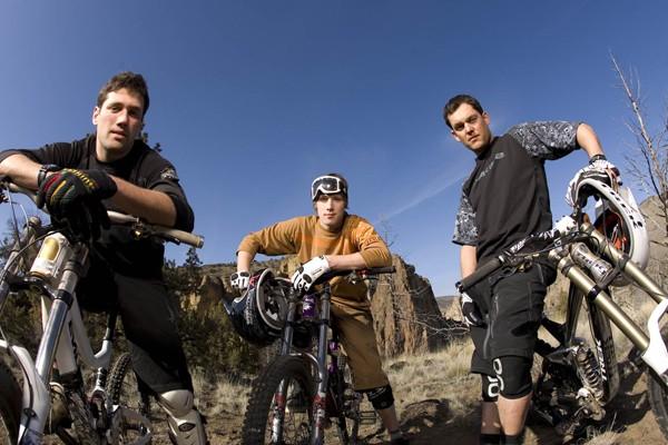Dakine Team Rider - press release photo.
