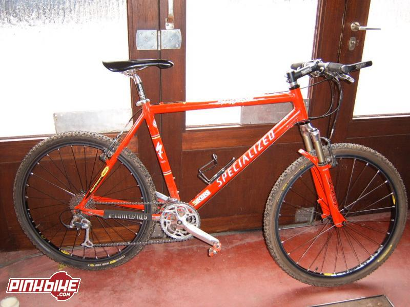 Specialized '97 + upgrades