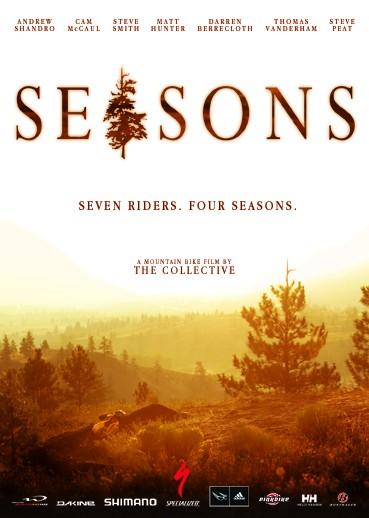 Seasons DVD art - press release photo.