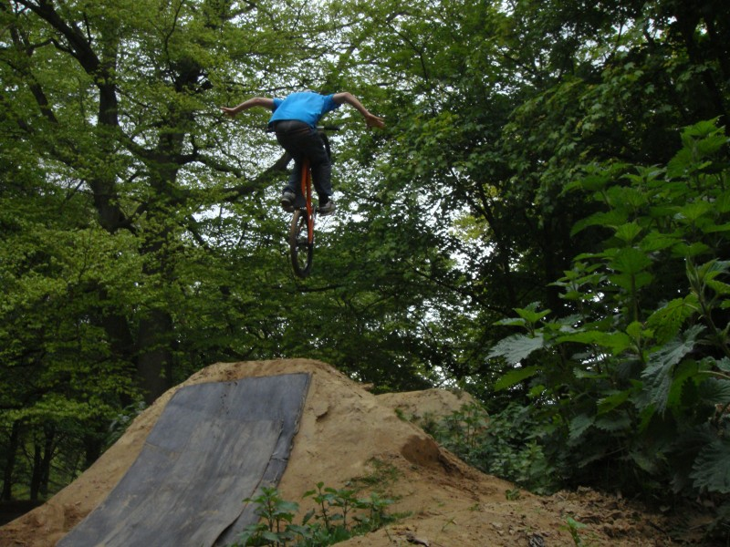 tuck no hander over the step up