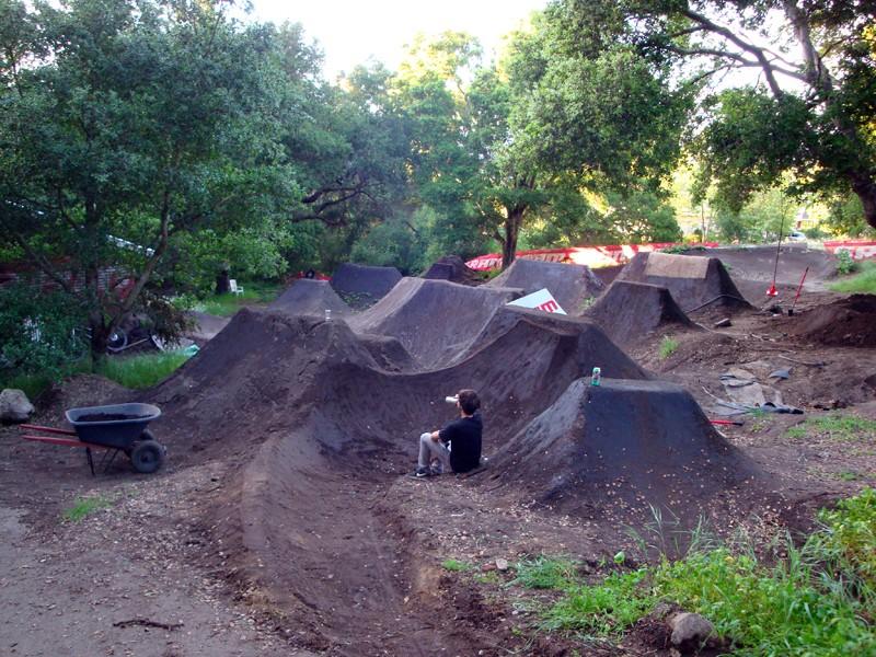 Backyard Bmx Jumps jacob hyde aka cob - bike check - pinkbike